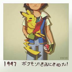 Pokemon! Kimi ni Kimeta! by mirroreyesserval