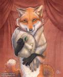 Faux Fur by mirroreyesserval