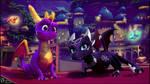 . [ Spyro Reignited Trilogy ] . Cynder + Sting