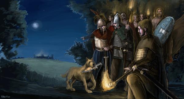 The Night Gathering by callmevargo