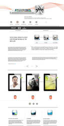White webdesign by 360THEMING