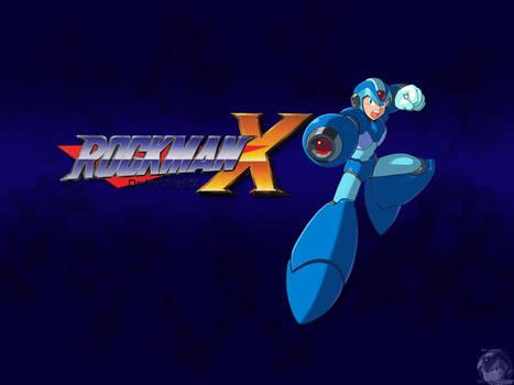 Rockman X Wallpaper