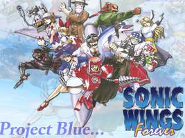 Sonic Wings Wallpaper 4