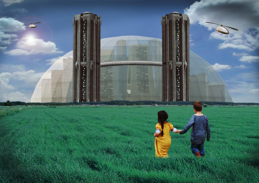 Perfect Horizon - Utopia Piece 1 by bradley-meader