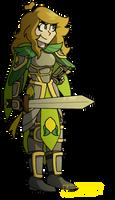 A lemon Warrior