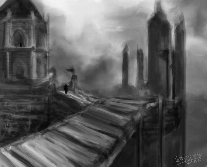To the Height of the Rooftops by kawaii-sasuke
