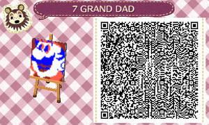 7Grand dad Face