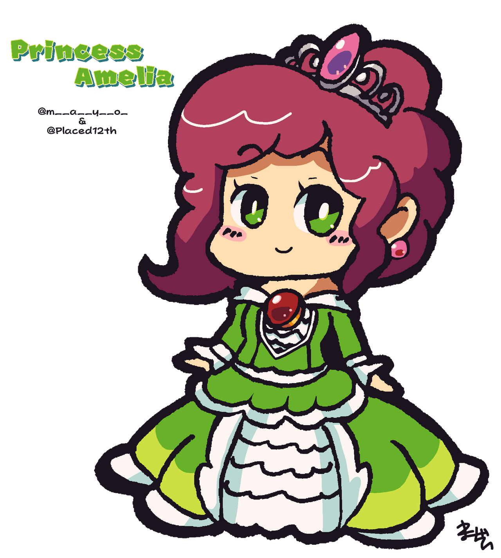 Princess Amelia