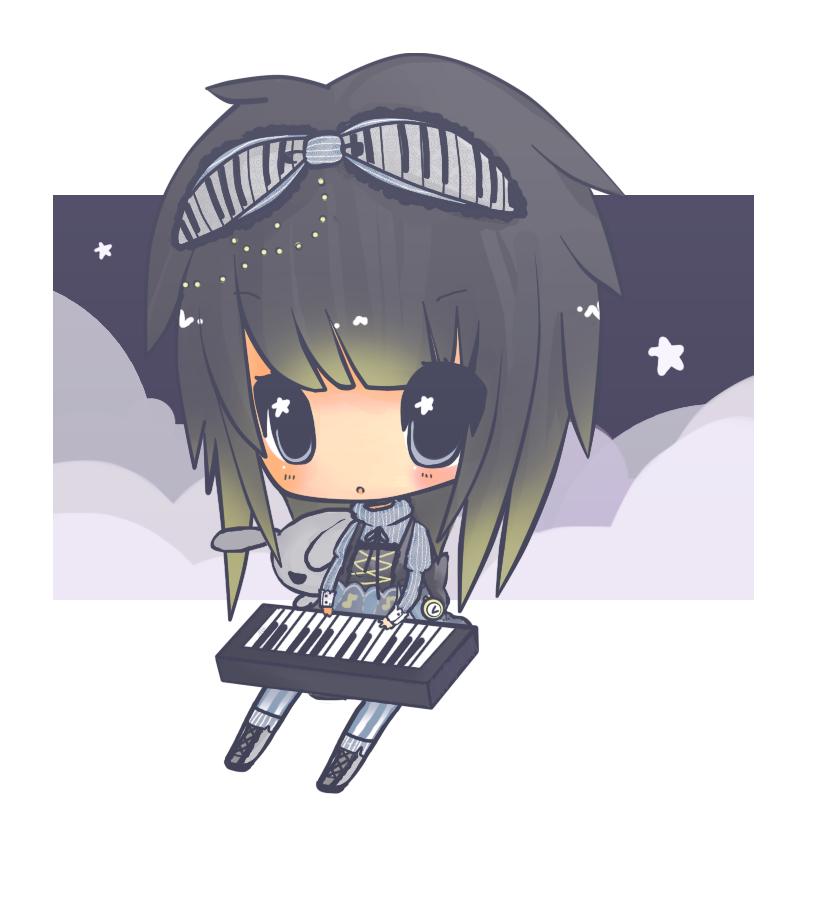 oc: mellow by kiri-chii