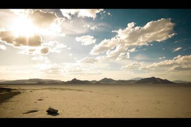 Utah Sky II by guessimdoinfine