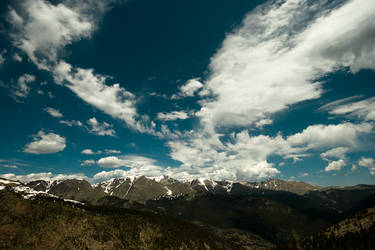 Mountain Clouds by guessimdoinfine