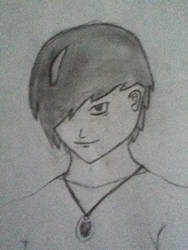 First attempt at anime.