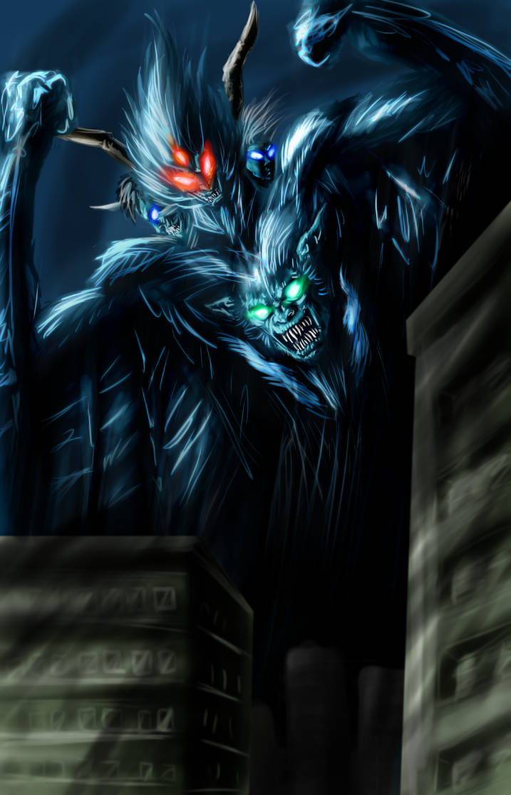 Demon King Xenon by Decepticoin
