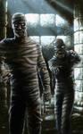 Castlevania Bosses - Mummies