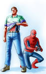 Peter Parker Spider-man