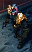 Dredd by Decepticoin