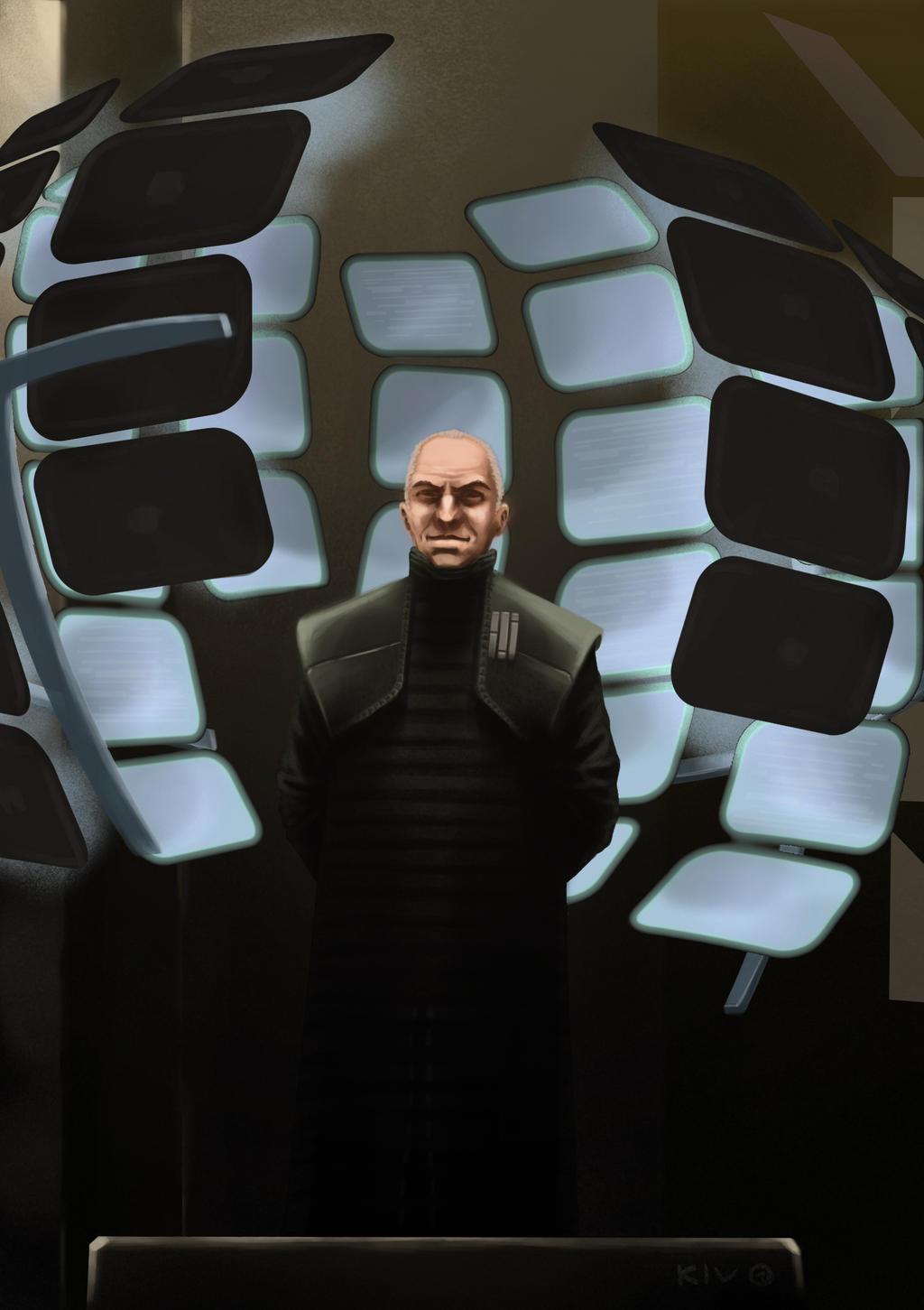 Half-life 2 Beta - the Consul