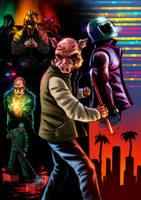 Hotline Miami by Decepticoin
