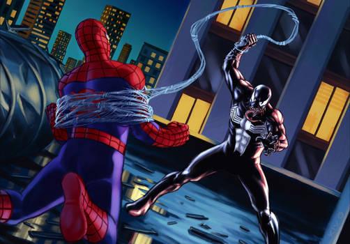 Spider-man TAS Venom
