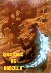 Kong Vs Godzilla Poster