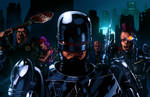 Robocop and the Cyber-Punks