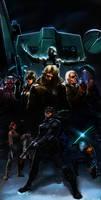 Metal Gear Solid 1 by Decepticoin