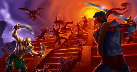 Mortal Kombat Armageddon by Decepticoin