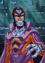 TMNT'87 - Lord Dregg