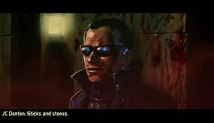 Deus Ex - Sticks and Stones