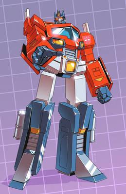 Some Optimus Prime Design