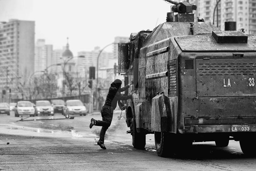tank police. by Pablorojasm
