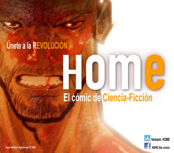 HOME Vol.1 vuelve a casa por Navidad by RaulArnaiz