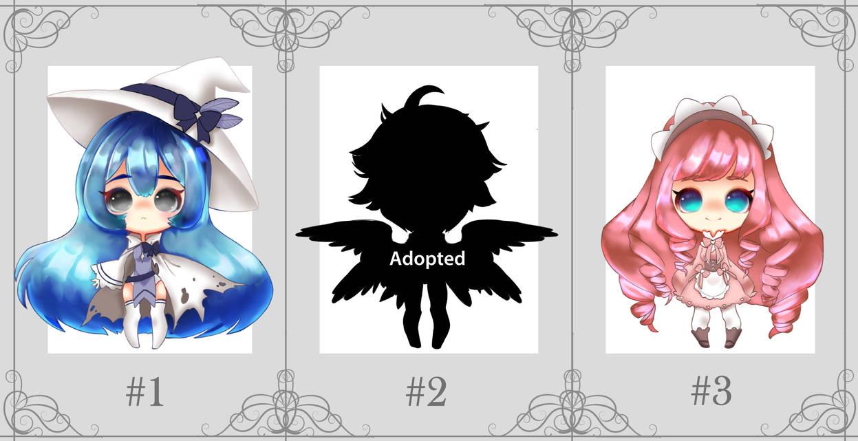 [OPEN 2/3] Adoptable Batch #1