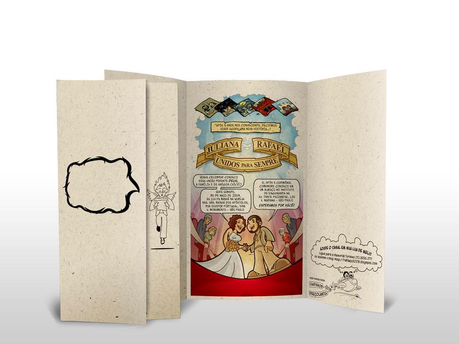 Wedding Invitation by RafaelVictor