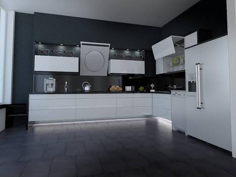 White  kitchen 01
