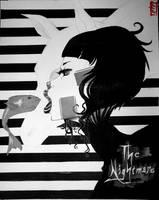 The Nightmare by Kinbarri