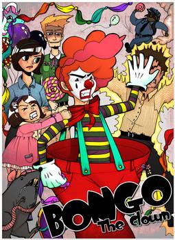 Bongo The Clown Promo Poster