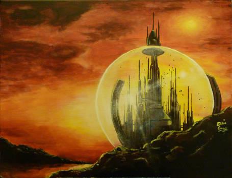 The Citadel of Gallifrey