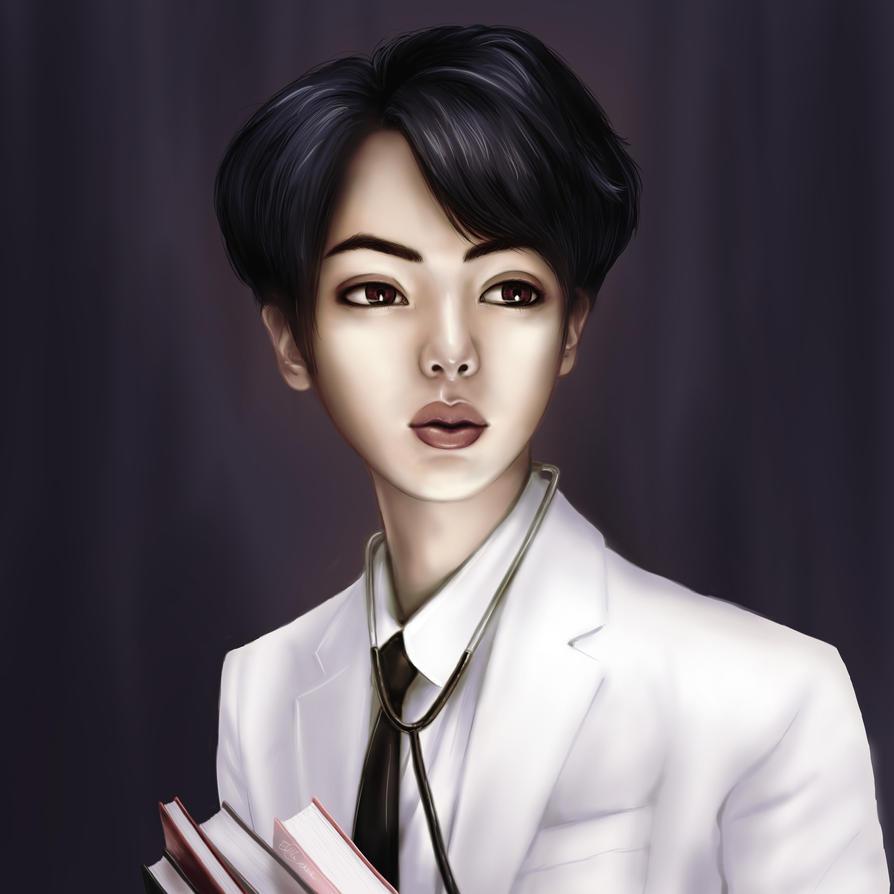 Dr. Kim Seokjin by StokeTheRage