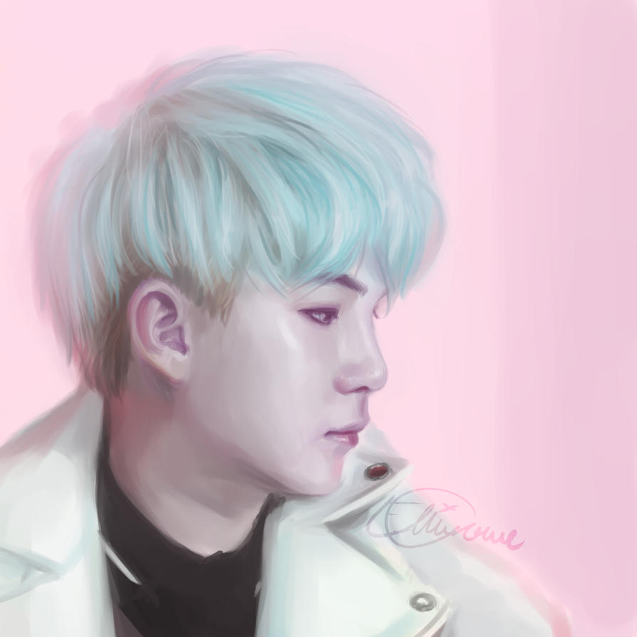 Min Yoongi by StokeTheRage