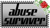 Abuse Surviver Stamp by Partyninja88