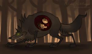 Little Red Riding Hood by tweakfox