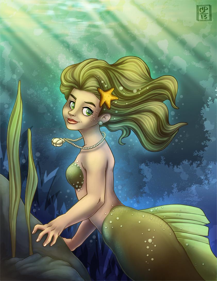 Mermaid by tweakfox