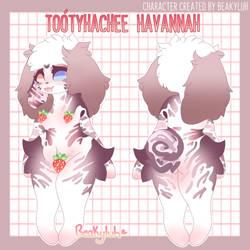 Tootyhachee Havannah | New babe~ by KattyKatAJ