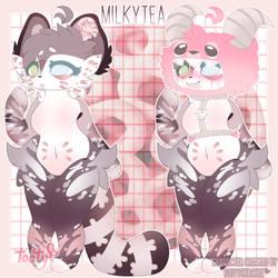 MilkyTea | New baby nyaa~ by KattyKatAJ