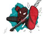 Spider-Man Miles Morales SMASH