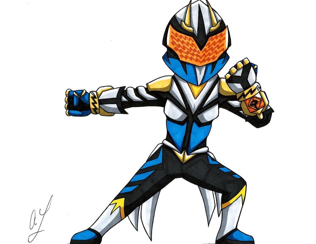 Kamen Rider Physik by toonartist