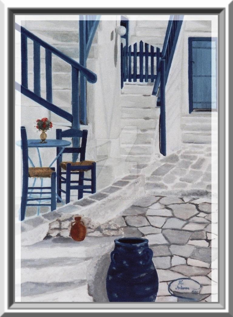 ...have a seat... by floriaiglenoir