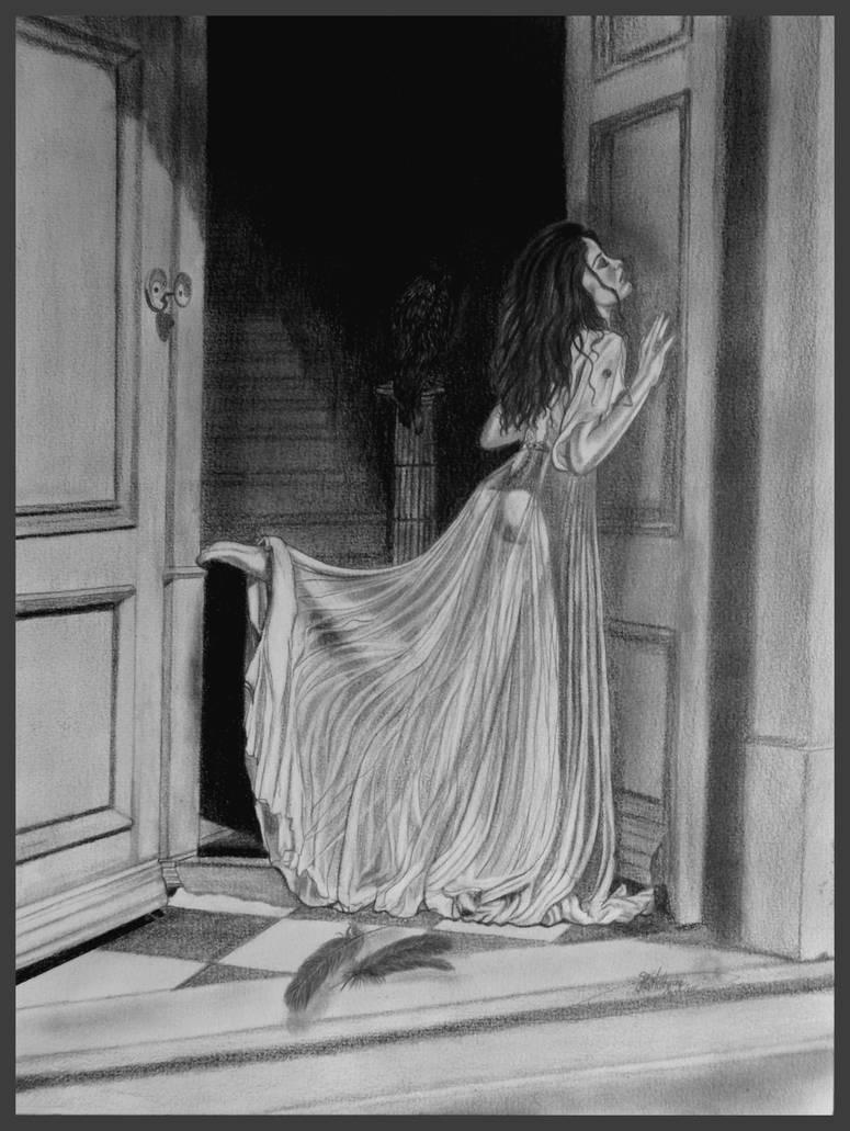 Solitude by floriaiglenoir