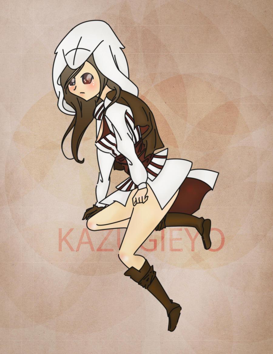 Assassin Girl by Kazugieyo
